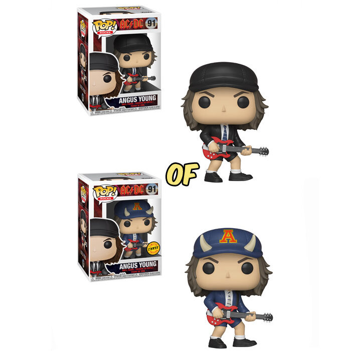 Angus Young AC DC Funko Pop