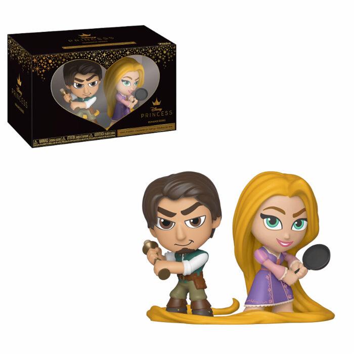 Rapunzel & Flynn Funko Mini Vinyl Figures