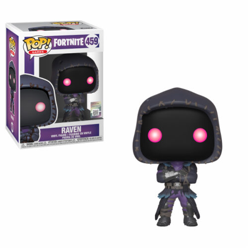 Raven Funko Pop Fortnite