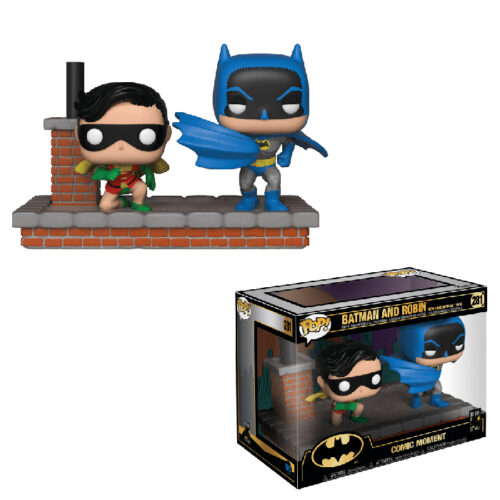 Batman and Robin Movie Moment Funko Pop