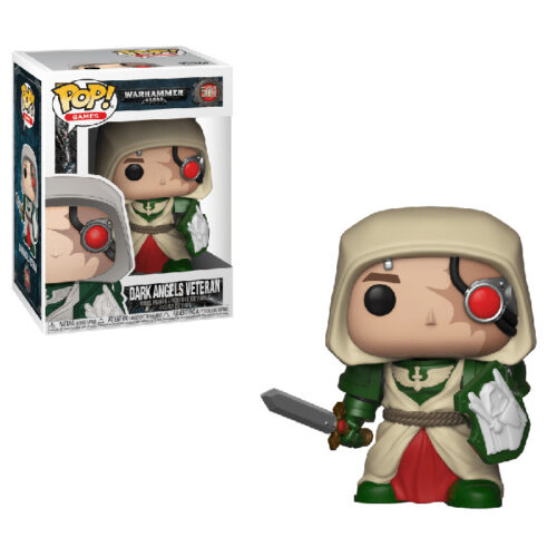 Dark Angels Veteran Funko Pop