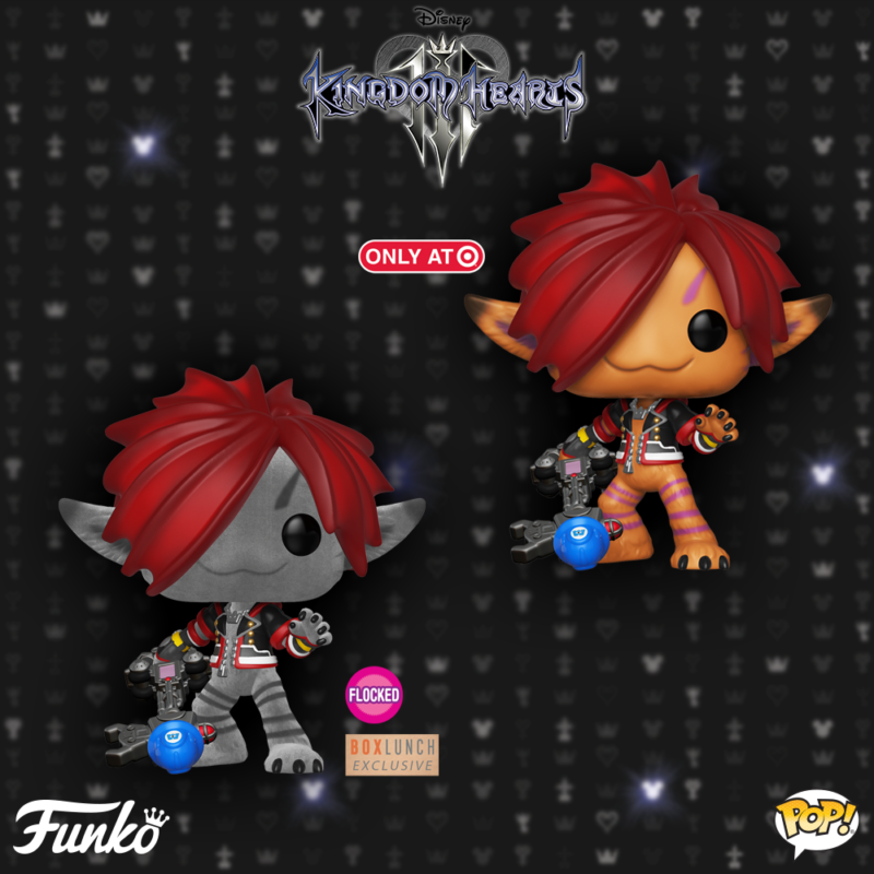 Monster Sora Kingdom Hearts