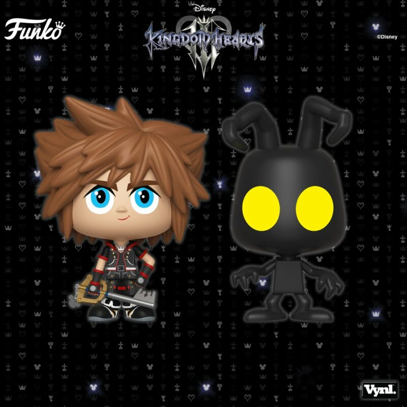 Kingdom Hearts Vynl