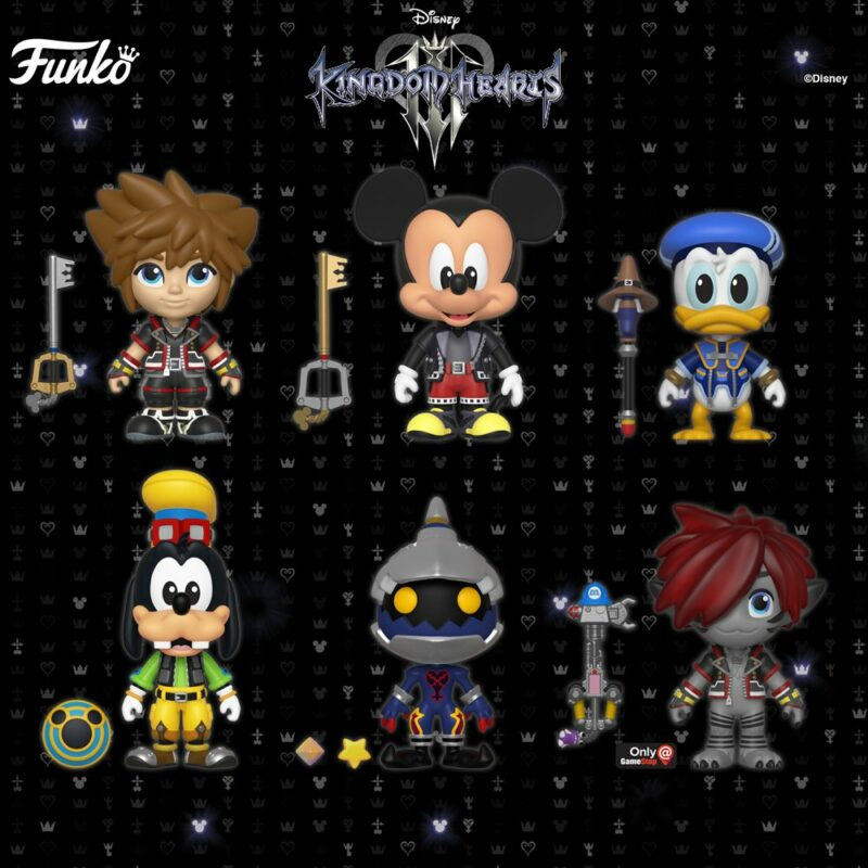 Kingdom Heart 5 star