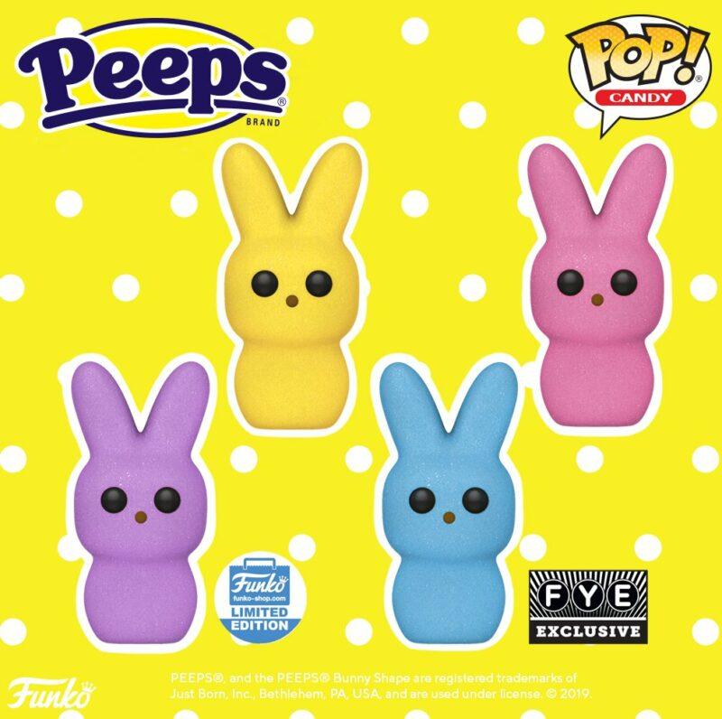Peeps pop!