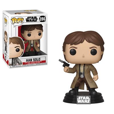 Han Solo Funko Pop Star Wars
