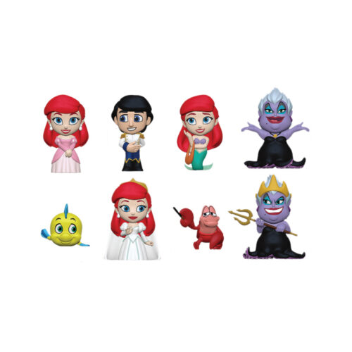 Little Mermaid Disney Funko Mini Vinyl Figures