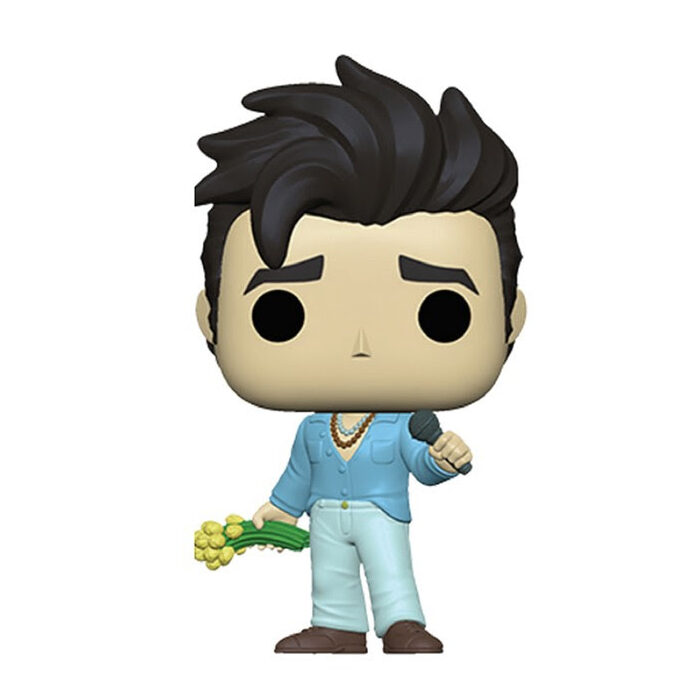 Morrissey Funko Pop