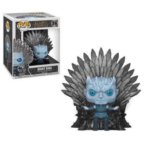 Night King Sitting on Throne Funko Pop Deluxe