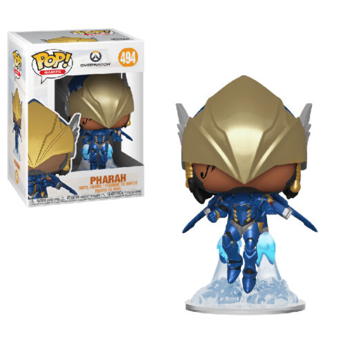 Pharah Victory Pose Overwatch Funko Pop