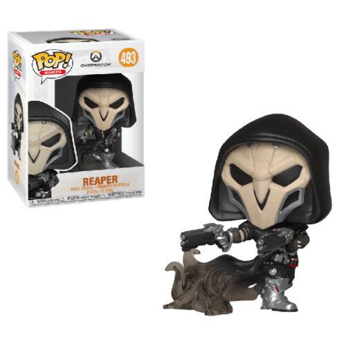 Reaper Wraith Overwatch Funko Pop