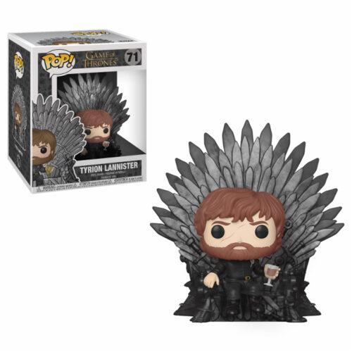 Tyrion Lannister Sitting on Throne Funko Pop