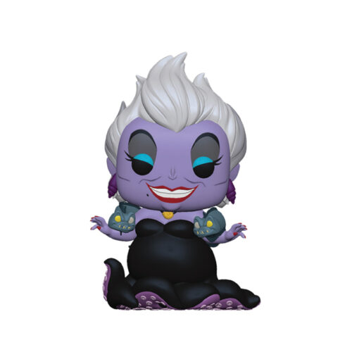 Ursula with Eels Funko Pop