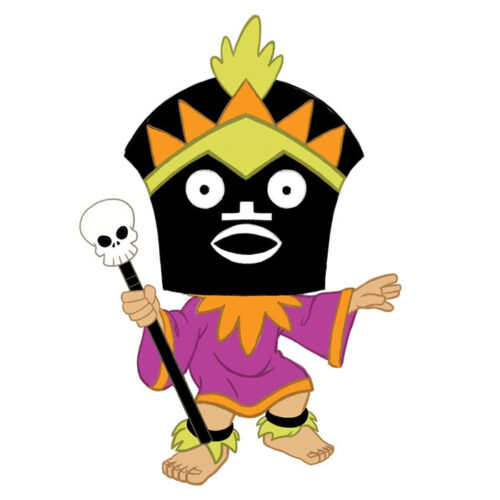 Witch Doctor Funko Pop