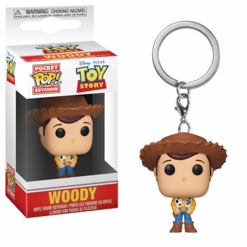 Woody Funko Pocket Pop Keychain Toy Story