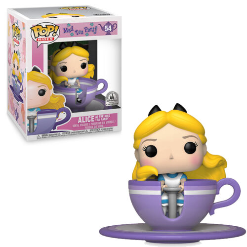 Alice at the Mad Tea Party Funko Pop