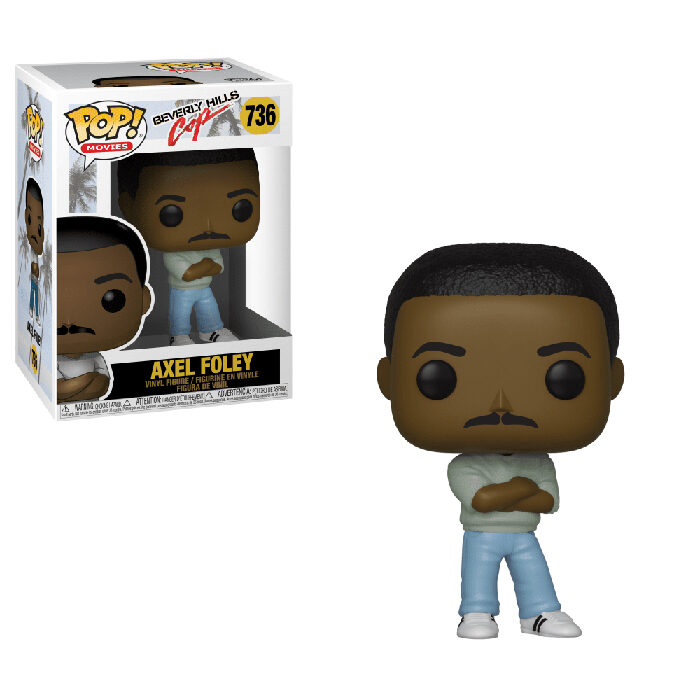 Axel Foley Funko Pop