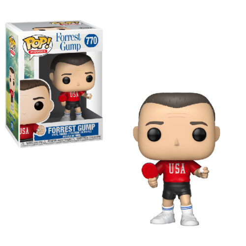Forrest Gump Ping Pong Outfit Funko Pop