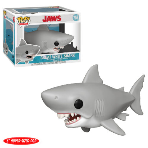 Great White Shark Jaws 6 inch Funko Pop