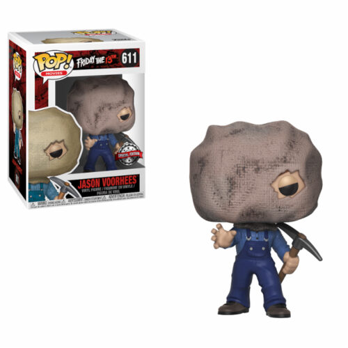 Jason with Bag Mask Funko Pop