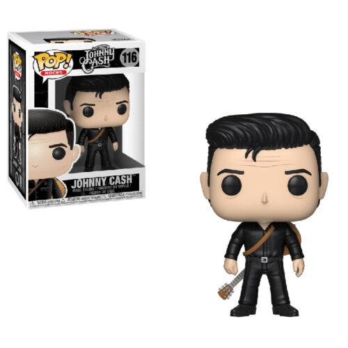 Johnny Cash in Black Funko Pop