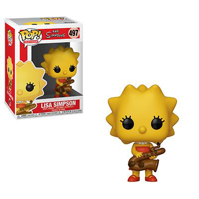 Lisa Simpson Funko Pop