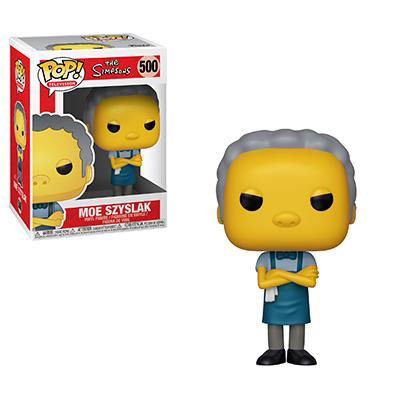 Moe Szyslak Funko Pop The Simpsons