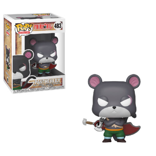 Pantherlily Fairy Tail Funko Pop