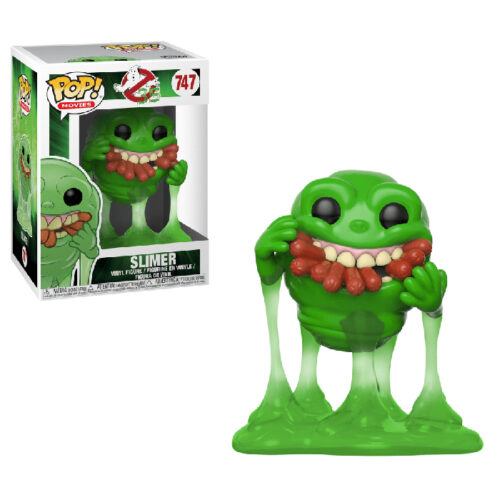 Slimer with Hot Dogs Funko Pop