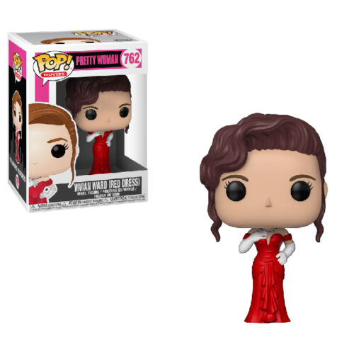 Vivian Ward Red Dress Funko Pop