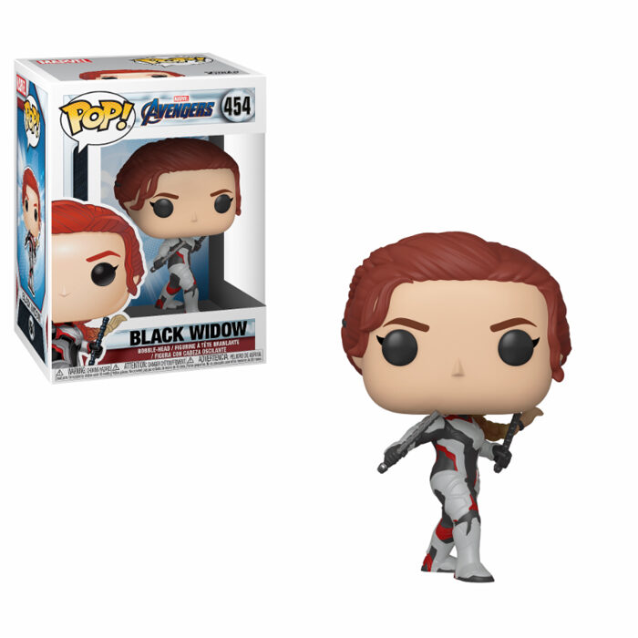 Black Widow - Avengers Endgame Funko Pop