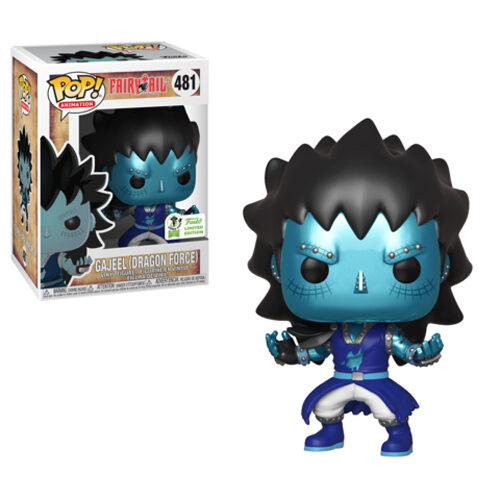 Gajeel Dragon Force Funko Pop