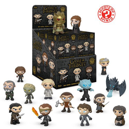 Game of Thrones S10 Funko Mystery Minis