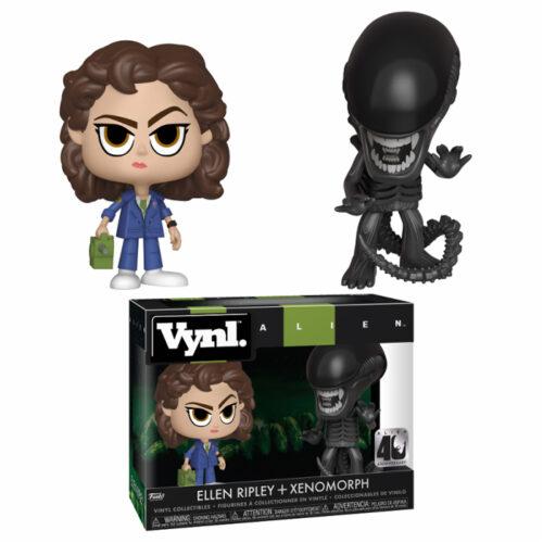 Ripley en Xenomorph Vynl 2-pack Funko