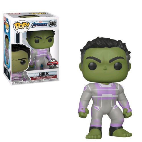 Smart Hulk Exclusive Funko Pop