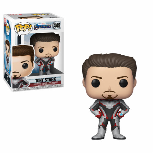 Tony Stark - Avengers Endgame Funko Pop