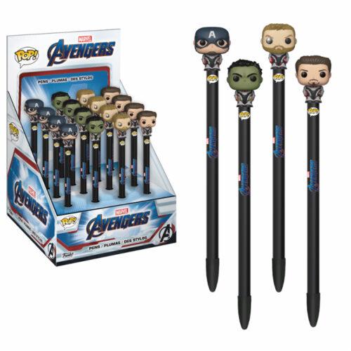 Avengers Endgame Pen Toppers Funko