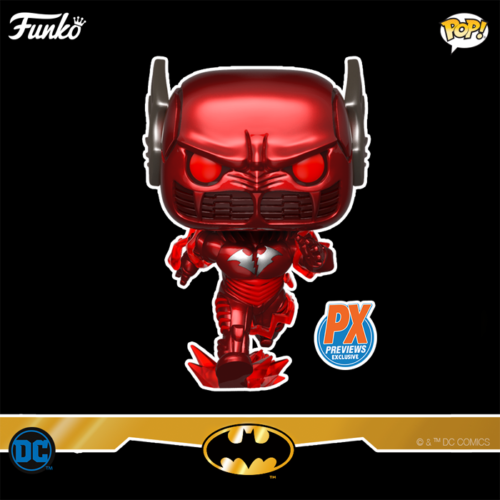 Batman Red Death Funko Pop