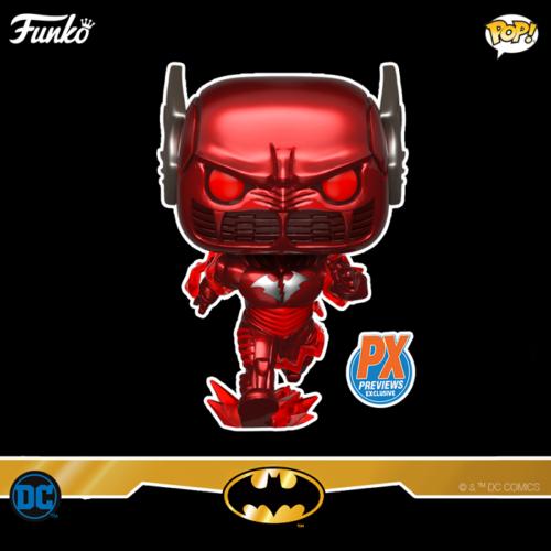 Batman Red Death Funko Pop