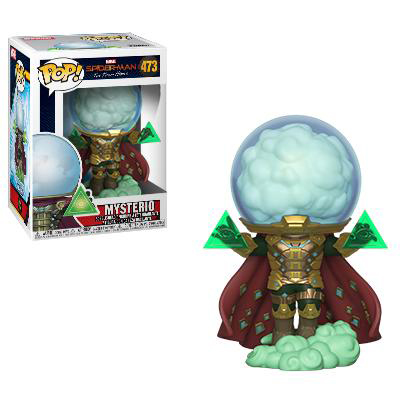 Mysterio Marvel Spider-Man Funko Pop