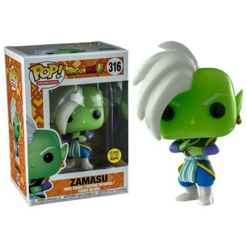 Zamasu GITD Funko Pop