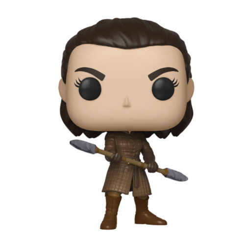 Arya with Two Headed Spear Funko Pop