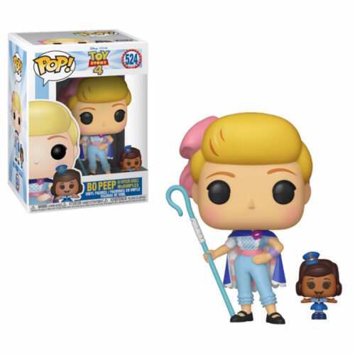 Bo Peep w Officer McDimples Funko Pop