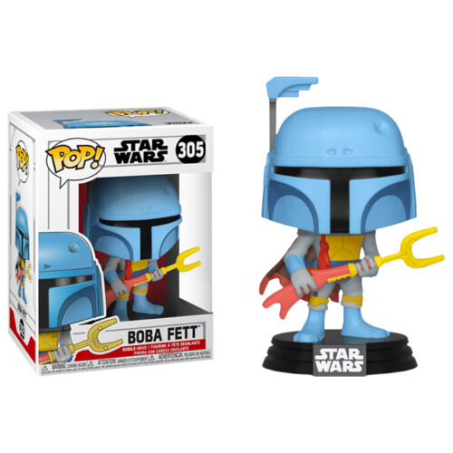 Boba Fett Animated Funko Pop