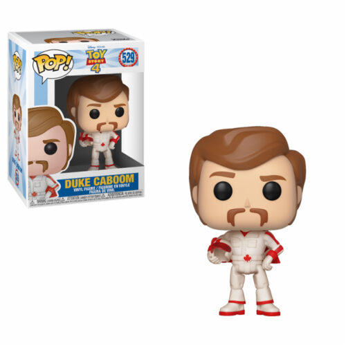 Duke Caboom Funko Pop