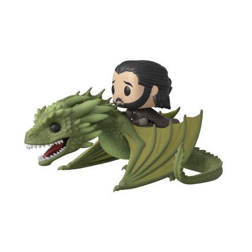 Jon Snow with Rhaegal Funko Pop