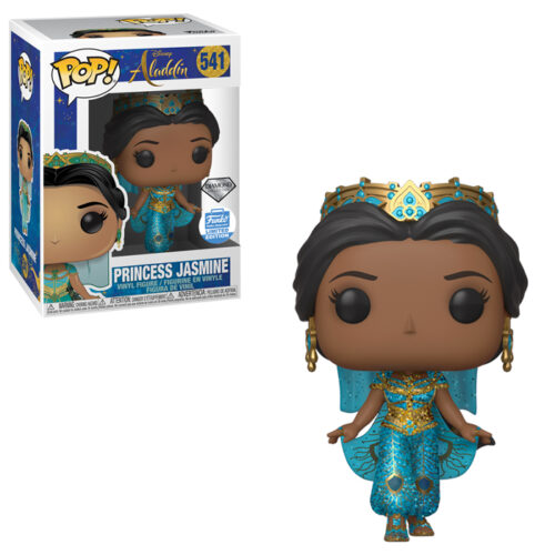 PRINCESS JASMINE Diamond Collection Funko Pop
