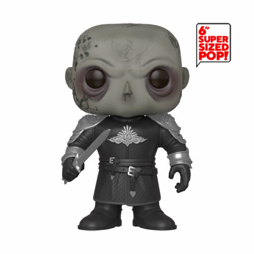 THE MOUNTAIN UNMASKED Funko Pop