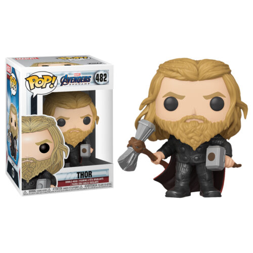 Thor with Hammer & Stormbreaker Funko Pop