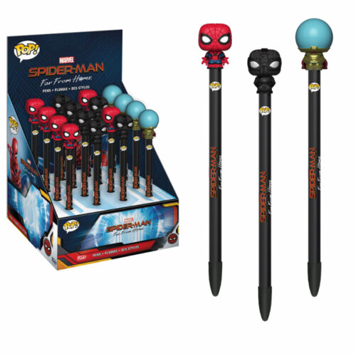 Spider-Man Far From Home Funko Pen Toppers